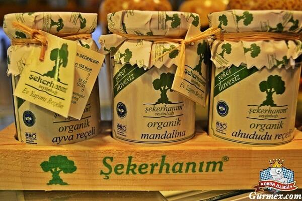 Organik Reçeller Kahvaltı Kulübü Ataşehir