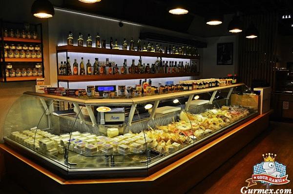 Peynir Reyonu Kahvaltı Kulübü Ataşehir