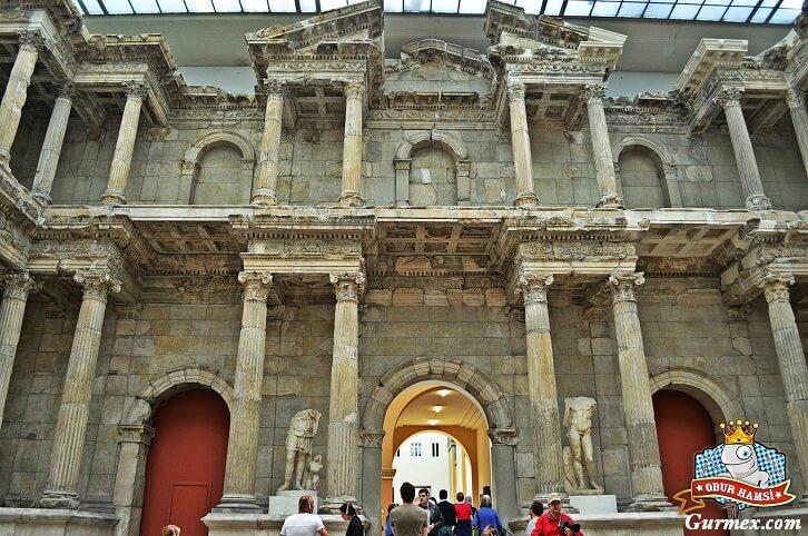 Berlin Müzeler,Berlin-Bergama-muze-giris-ucreti