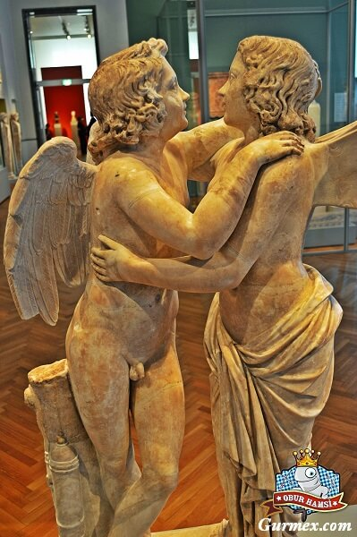Berlin Müzeler adası,altes-museum-berlin-greek