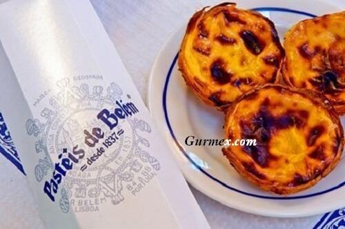 Lizbon Belem pastası nerede yenir