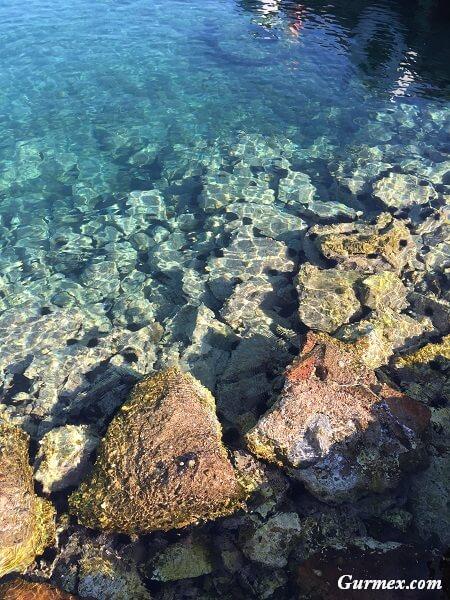 Bozcaada Gezilecek Yerler deniz plaj