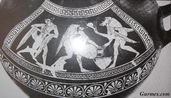 Bozcaada Kalesi amphora müzesi