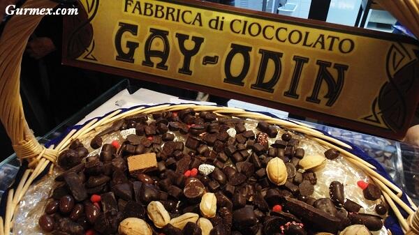 Napoli'de çikolata nereden alınır
