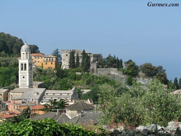 Levanto'da ne yenir içilir Cinque Terre