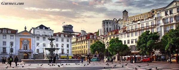 Lizbon yemek nerede ne yenir
