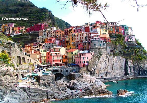 Manarola ne yapılır Cinque Terre