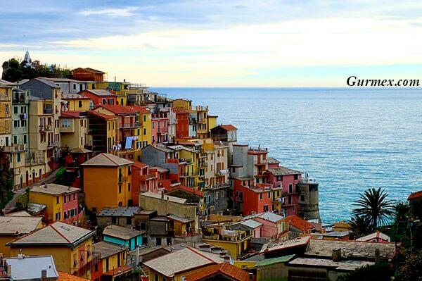 manarola ne yenir içilir Cinque Terre