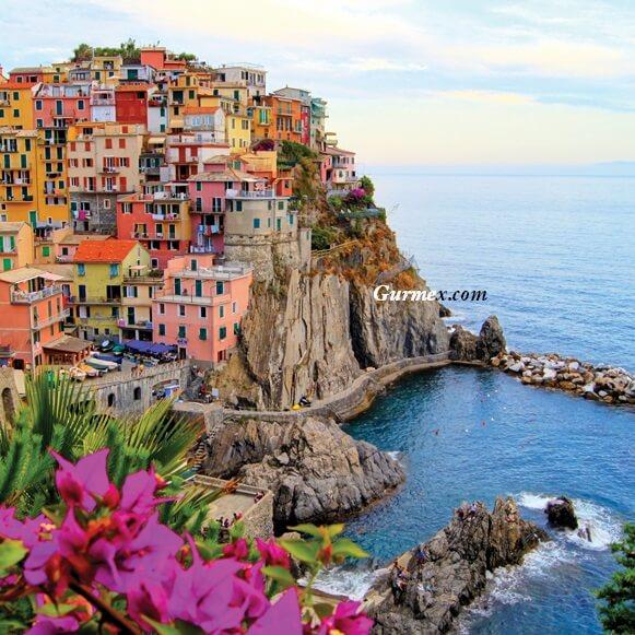 manarola köyü gezilecek yerler Cinque Terre