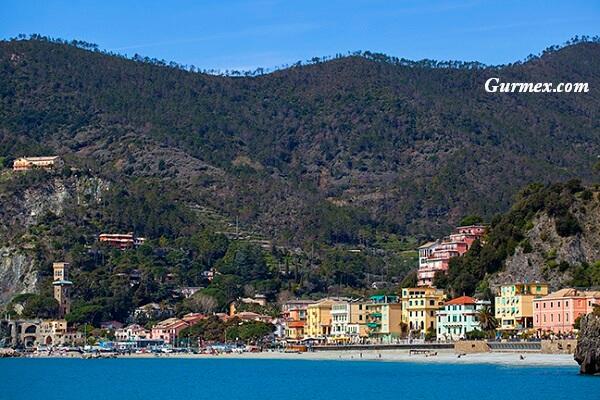 Cinque Terre monterosso yeme içme yerleri