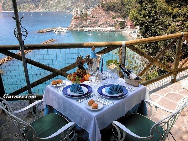 monterosso Cinque Terre'de ne yenir ne içilir