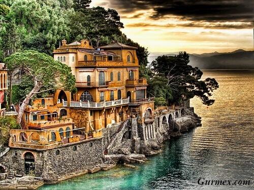 Portofino italya-nerede-nasil-gidilir-ne-yapilir