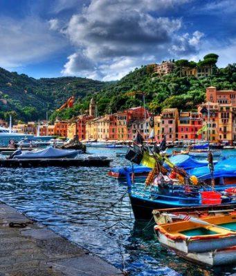 Portofino ne yenir içilir