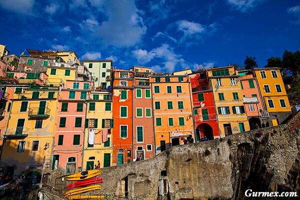 riomaggiore Cinque Terre ne yenir içilir