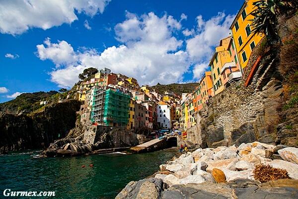 riomaggiore gezilecek yerler Cinque Terre