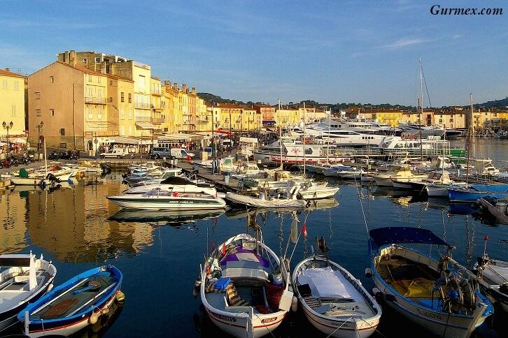 Saint Tropez nerede ne yenir
