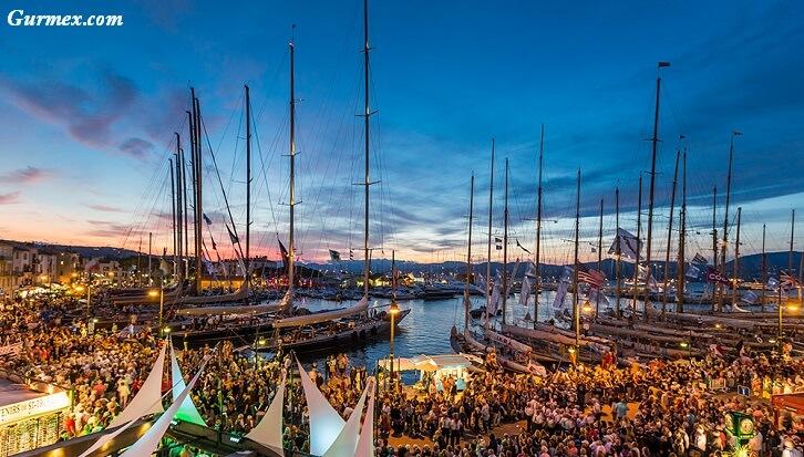 Saint Tropez gece hayatı