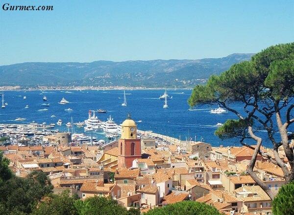 Saint Tropez ne yenir