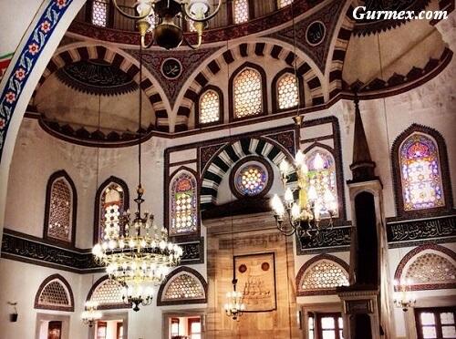 Kocaeli gezilecek yerler,İzmit yeni cuma cami