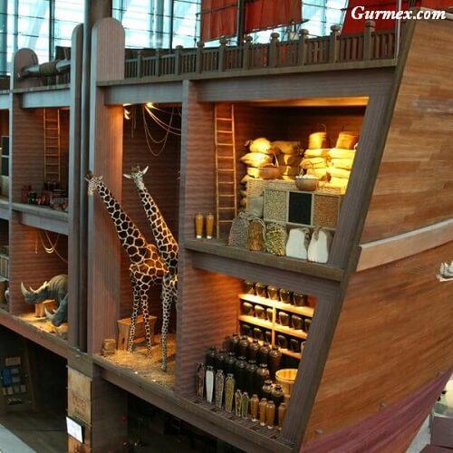 Singapur'da Maritime-experiential-muze-ne-yenir-restoranlar-nerede-yenir-gurme-rehberi