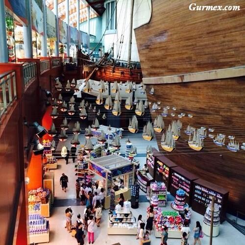 Singapur'da Maritime-experiential-muzesi-gezilecek-yerler-singapur