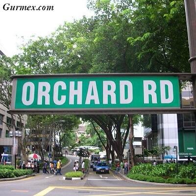 Orchard caddesi Singapur'da ne yapılır
