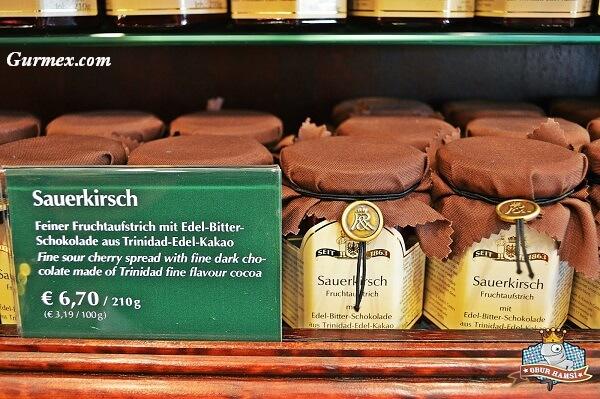 Sauerkirsch Marmelat