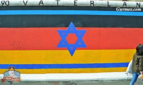 Berlin Duvarı gezilecek yerler
