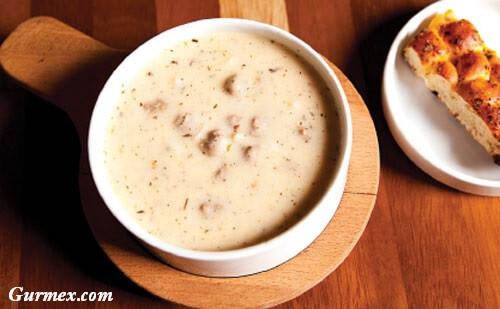 Yöresel Erzincan yemekleri, kesme çorbası