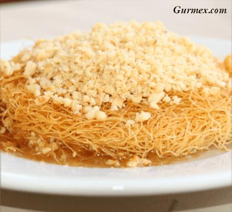 kadayıf Pembe Köşk Restaurant Erzincan