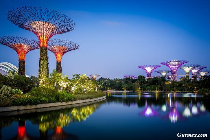 Singapur'da gezilecek yerler