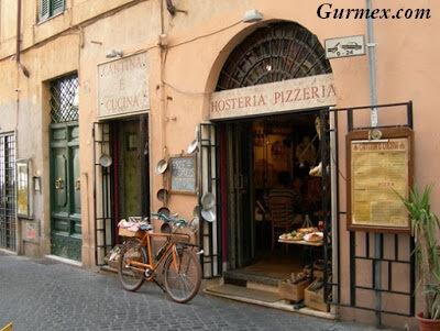 Roma Cantina e cucina