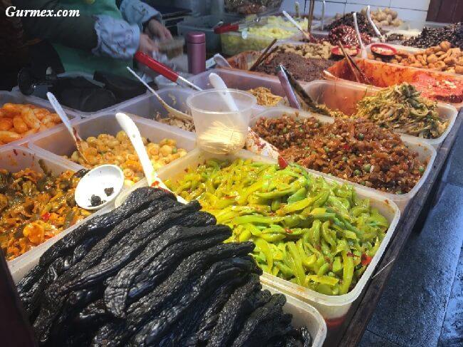 Çin'de nerede yenir Çin Yemekleri