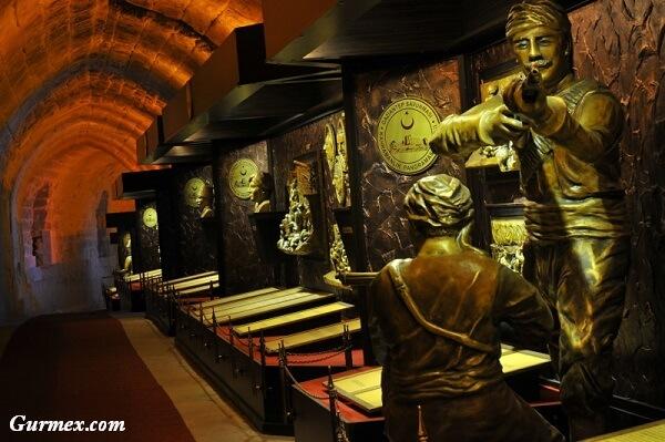 Gaziantep savas-muzesi-nerede-nasil-gidilir-giris-ziyaret-saatleri-ucretleri-gezi-rehberi