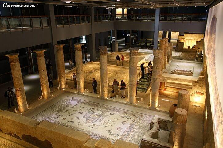 Gaziantep gezilecek müzeler