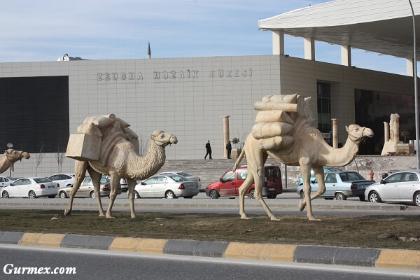 Gaziantep zeugma mozaik müzesi giriş ziyaret saatleri ücretleri