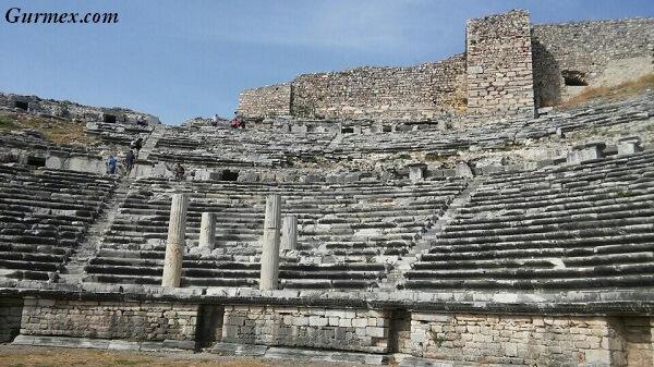 Aydın gezilecek yerler,milet-antik-kenti-miletos-balat-aydin-gezilmesi-gorulmesi-gereken-tarihi-yerler