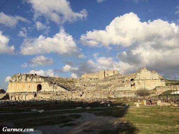 Aydın gezilecek yerler,milet-antik-kenti-miletos-balat-aydin-nerede-nasil-gidilir-ne-alinir-gezilecek-gorulecek-yerler