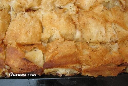 Sakarya mutfak kültürü, laz böreği