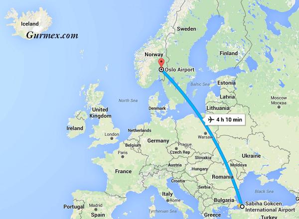 izlanda kış gezi rehberi,izlanda'ya en kolay nereden gidilir