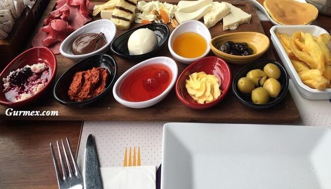 Düzce'de kahvaltı