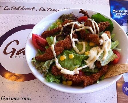 Gani GastroCafe, Düzce dünya mutfağı