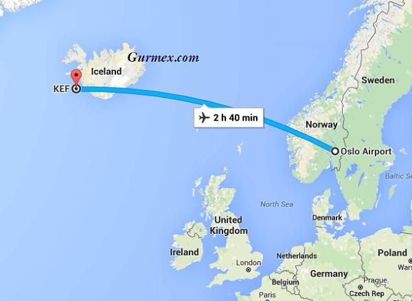 izlanda kış gezilecek yerler,izlandaya en ucuz uçak biletleri