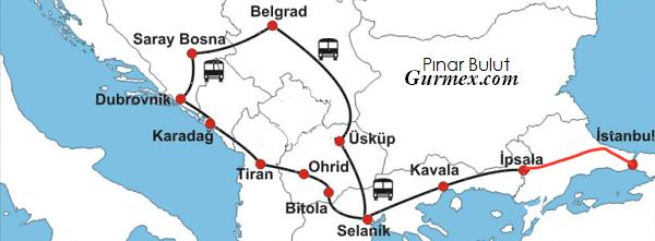Balkan Gezisi