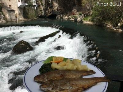 Balkan Gezisi Blagaj Alperenler tekkesi Bosna Hersek