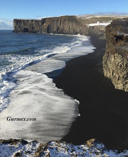 İzlanda Kuzey Işıkları,İzlanda Seyahati kuzey ışıkları