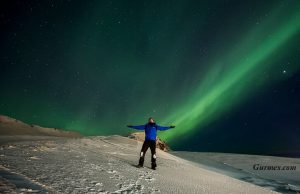 İzlanda Kuzey Işıkları