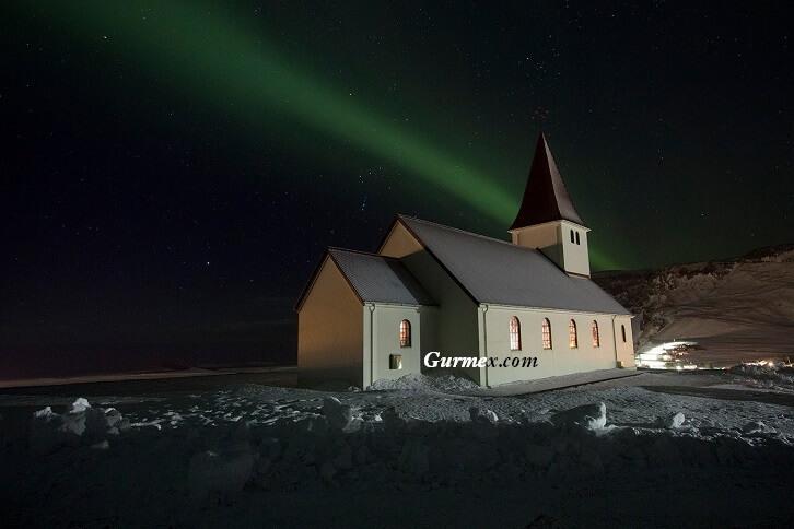 İzlanda Kuzey Işıkları nerede görülür