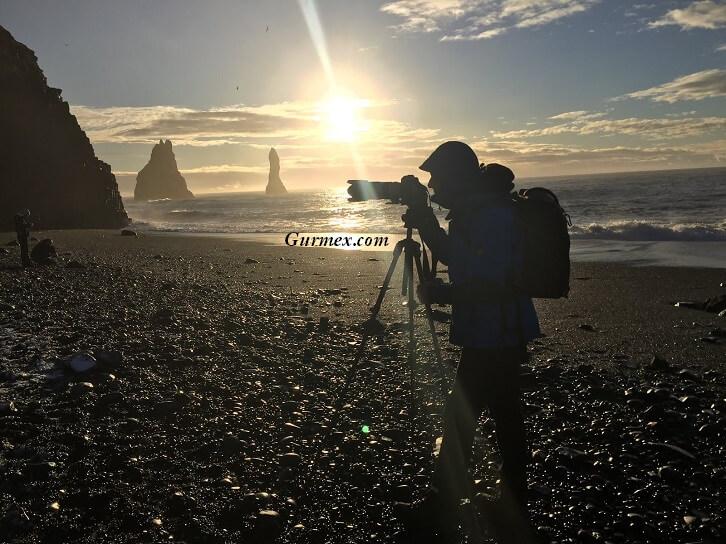 İzlanda Kuzey Işıkları,İzlanda Seyahati nerede kalınır
