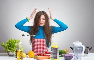 Stres kontrolü beslenme ve yemek
